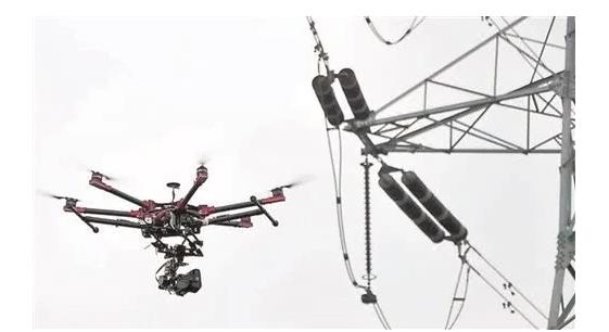 无人机和电网建设有什么联系