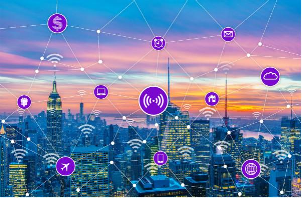 物联网技术给智能城市带来了什么