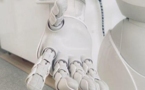 人工智能机器人 未来世界万物触手可见