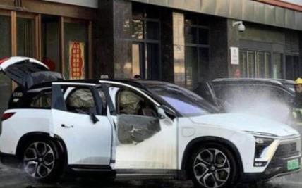 中国将加强新能源汽车的安全排查