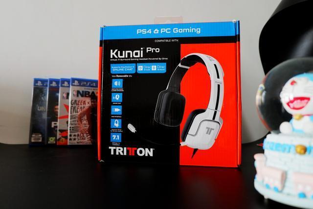 KunaiProDirac游戏耳机评测 值不值得买