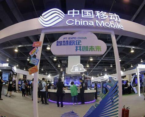 5G发令枪正式打响中国移动已提前布局抢占5G先机