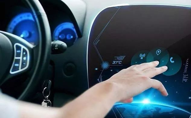 触摸反馈车载中控如何实现?