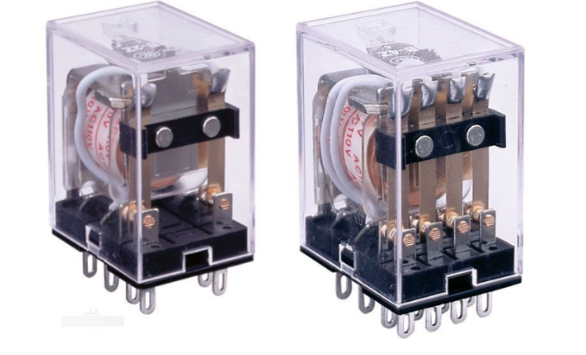 继电器PLC和晶体管PLC区别