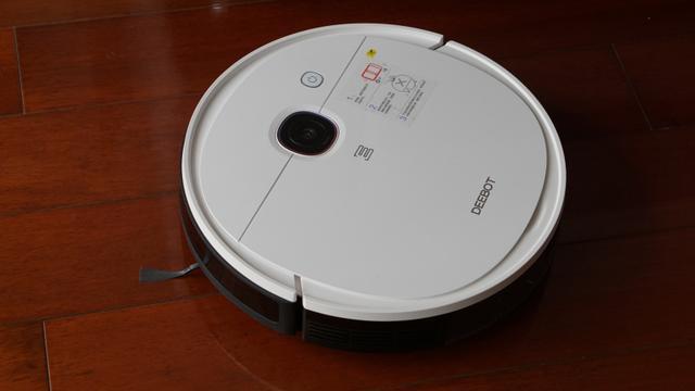 科沃斯DEEBOTN5扫地机器人评测 外观时尚定位精准