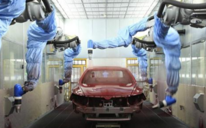 工业机器人的优点和应用领域