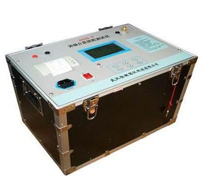 抗干扰介质损耗测试仪的工作原理及主要特性
