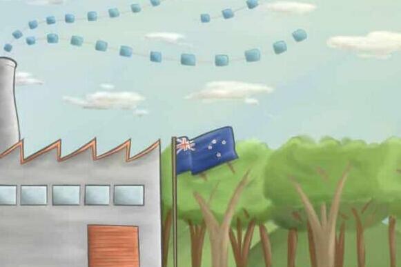 新西兰的主要产业正在采用区块链技术来保护和处理数据