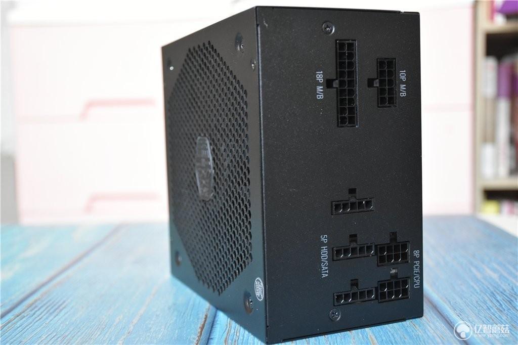 酷冷至尊V550GOLD电源评测 静音是亮点体积略微大