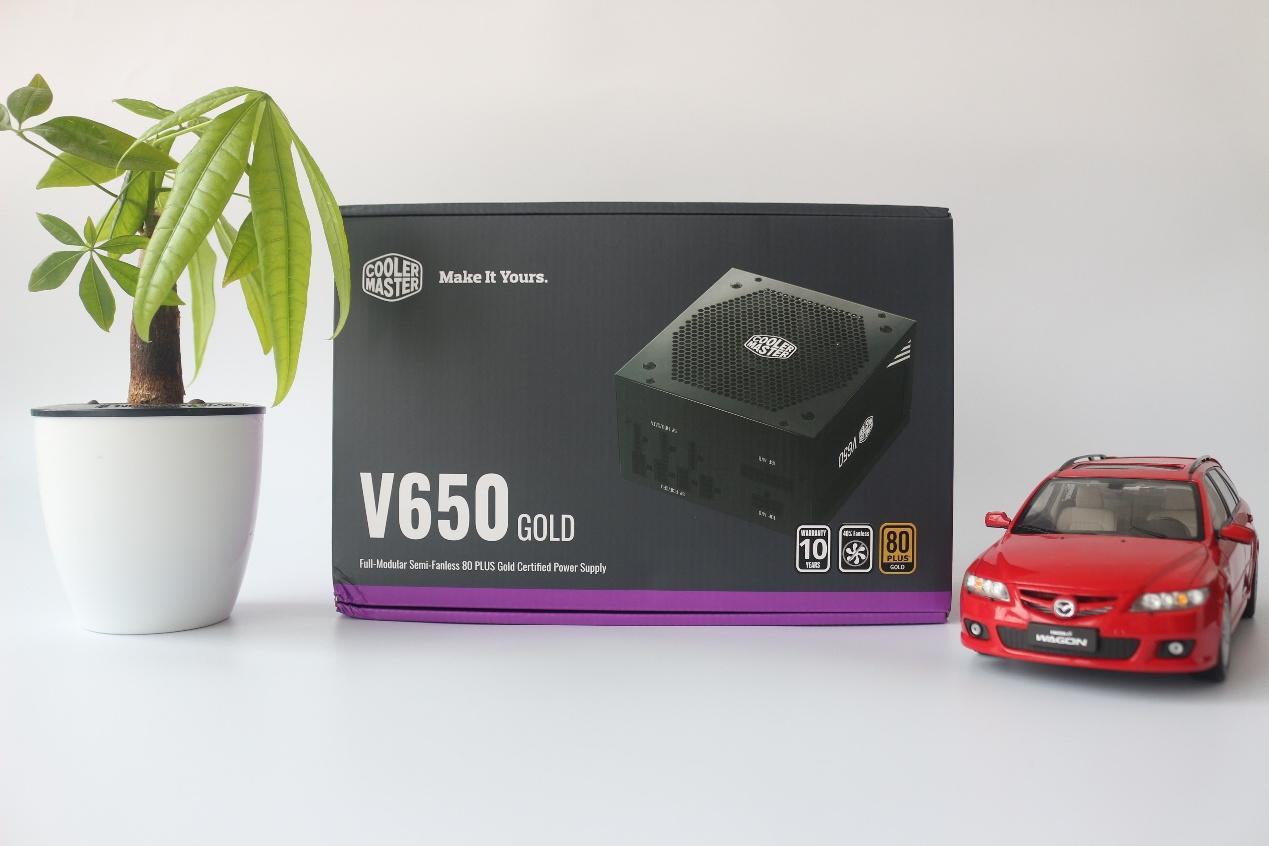 酷冷至尊V650Gold电源评测 用料扎实品质精赞