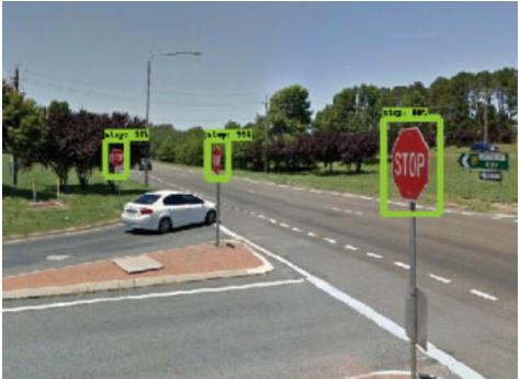 如何利用人工智能来管理道路标志基础设施