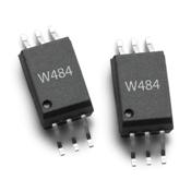 ACPL-W484-000E 正逻辑高CMR智能功率模块和门驱动接口光电耦合器