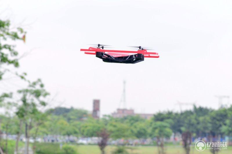 UDrone意念无人机试玩 不仅仅小巧便携还是培养孩子专注力的工具
