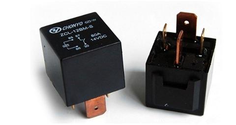 继电器选用常用参数与选用