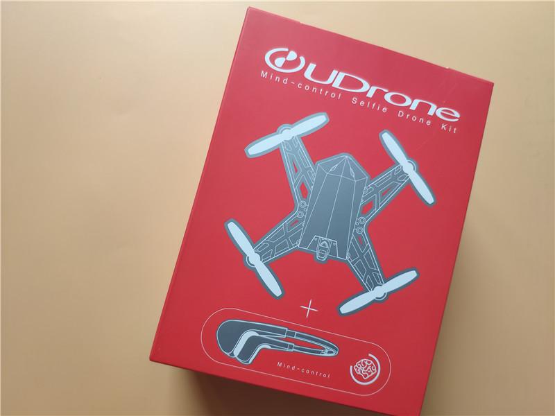 UDrone意念无人机怎么样 机身小巧携带方便