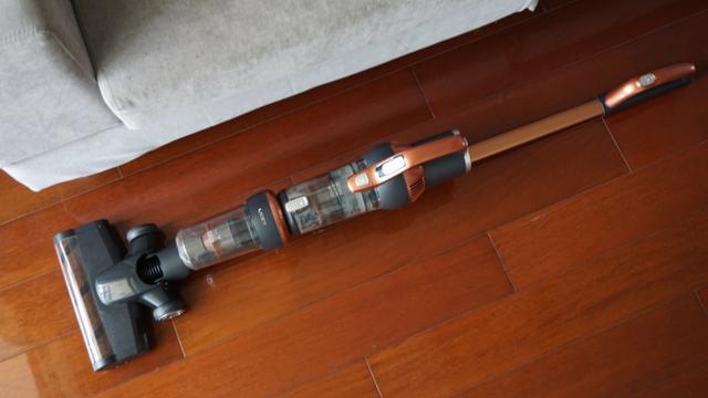 萊克魔潔M12S手持立式無線吸塵器體驗 實際效果如何
