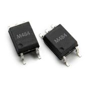 ACPL-M484-000E 正逻辑高CMR智能功率模块和门驱动接口光电耦合器