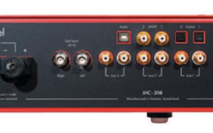 darTZeel合并放大器 专业音响设备
