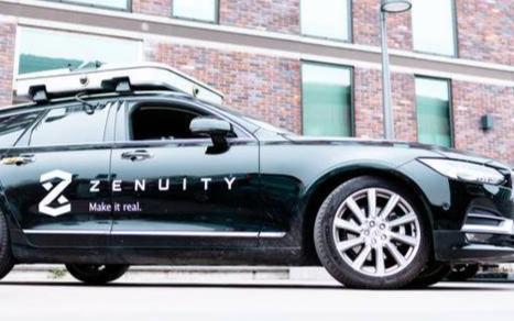 自动驾驶软件商Zenuity将为吉利提供服□务