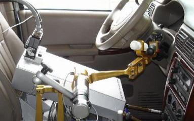 机器人帮你开车 或许比自动驾驶靠谱