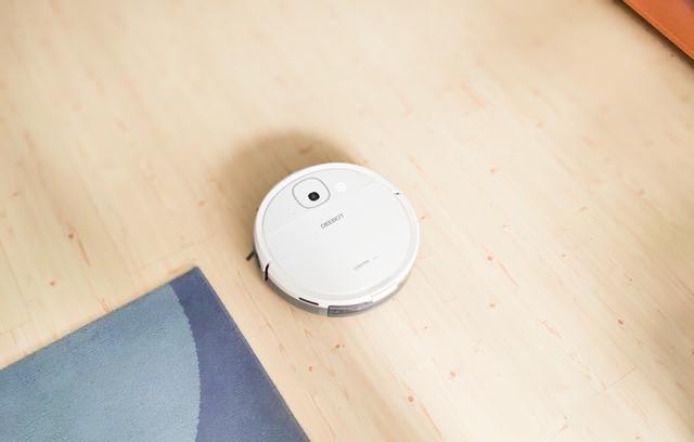 科沃斯DJ35扫地机器人 全屋清扫覆盖率很高