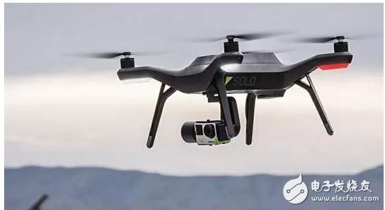 无人机的四大关键系统是哪四大