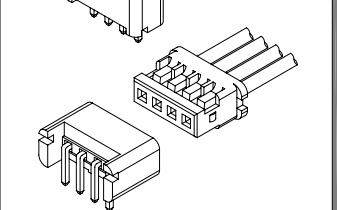 A2511系列2.50毫米节距线对板连接器的数据手册免费下载
