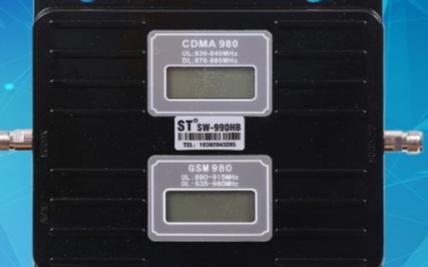 关于手机信号放大器的说明