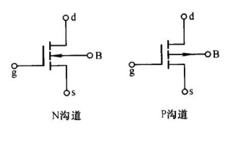 MOS管的N沟道与P沟道之间的关系