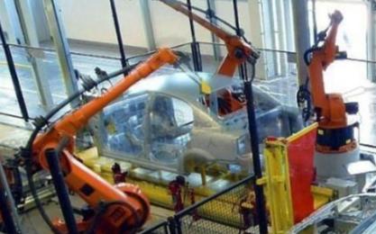 关于工业机器人的一些基本概念