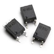ACPL-M46U-000E 宽工作温度智能功率模块光电耦合器小外形,5引线