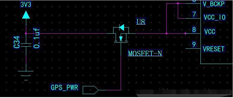 MOS管在开关电路中的使用