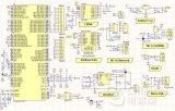 自制Arduino Mega2560开发板电路图和PCB