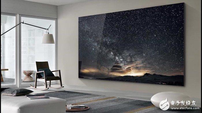 三星最大292英寸8K MicroLED电视发布