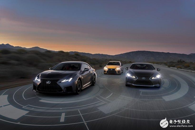 雷克萨斯所有车型将标配安全系统防止碰撞事故发生