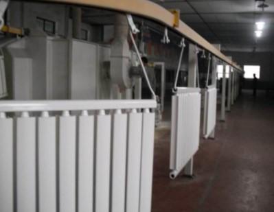 静电喷涂技术的特点及应用范围
