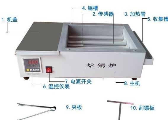 手工浸焊与机器浸锡的特点介绍