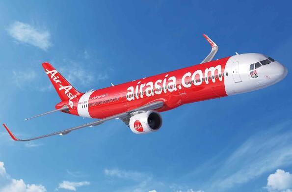 亚航将成为全球最大的A321neo客机客户