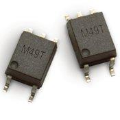 ACPL-M49T-000E 宽工作温度汽车级R2Coupler <sup> TM </ sup> 20kBd数字光电耦合器可配置为低功耗,低漏电光电晶体管