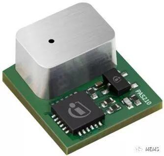 英飞凌MEMS麦克风技术赋能CO2传感器微型化