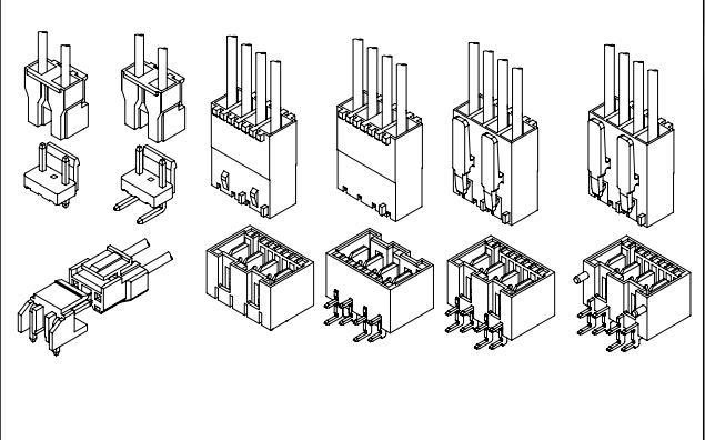A7921系列7.92和5.00mm节距线对板连接器的数据手册免费下载