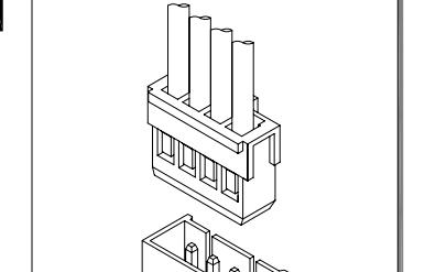 A3965系列3.96mm节距线对板连接器的数据手册免费下载