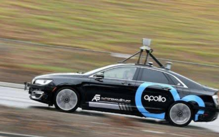 百度公∮布纯视觉L4级自动驾驶解决方案