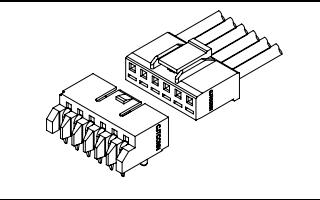 A3502系列3.50毫米节距线对板连接器的数据手册免费下载
