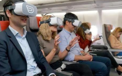 虚拟现实影响航空业的四种方式