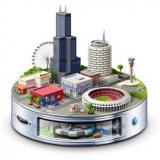 新型智慧城市难题如何突破?城市大数据平台来帮忙
