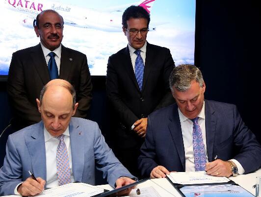 卡塔尔航空货运订购了五架波音777货机将大幅度加快其全球业务发展