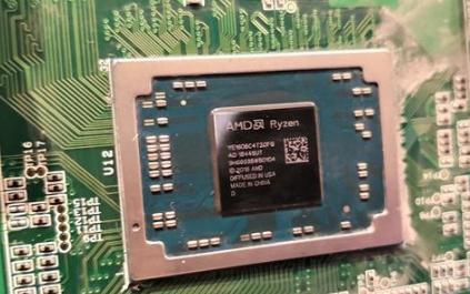 嵌入式处理器 Zen+Vega无风扇