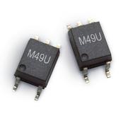 ACPL-M49U-000E 宽工作温度R²Coupler™20kBd数字光电耦合器可配置为低功耗,低漏电光电晶体管