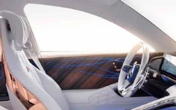 未来梅赛德斯S级轿车将采用更多触控技术